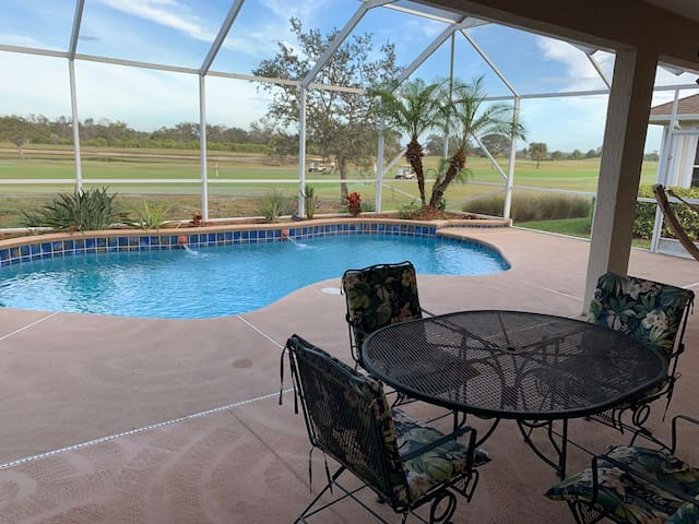 Beautiful vacation home in gated community.