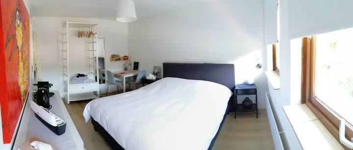 Fijne nieuwe kamer in een mooie omgeving in Oss!