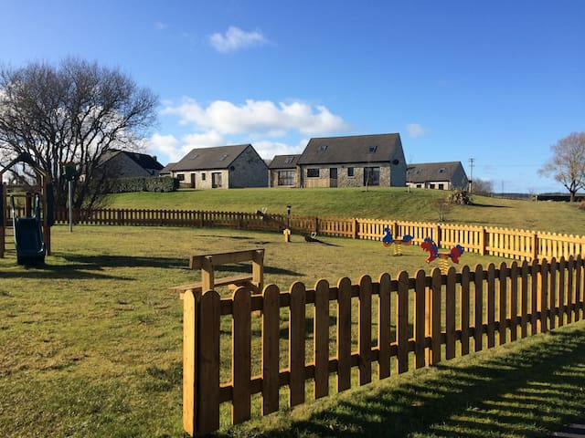 Cuan na Ri Holiday Homes  - Sheephaven Bay  - House