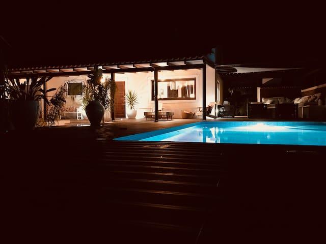 Casa Salgueiro - Santa Rita, Cacela Velha - luxo