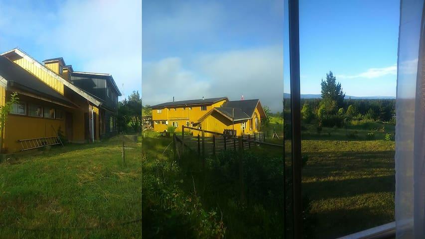 Alojamiento y Hospedaje Rural Valdivia - N°15