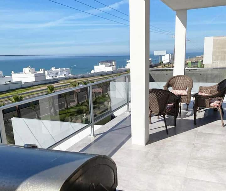 Luxury Ocean View Modern Villa, Rosarito | Tijuana