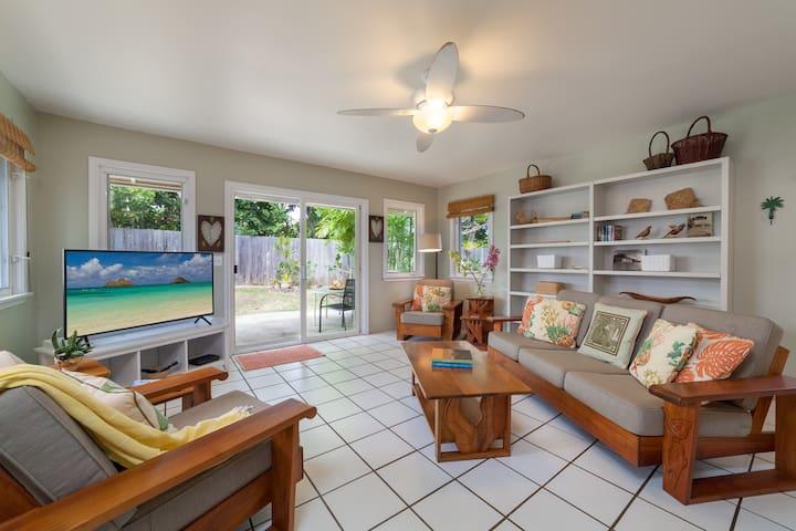 Luxury Beach Cottage Monthly Rental