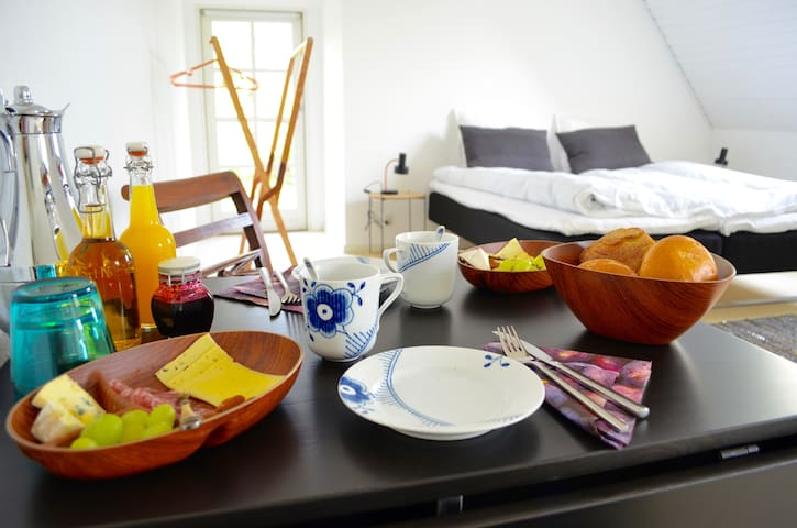 Accomodation at the old convent 3 - Sønderborg - Bed & Breakfast