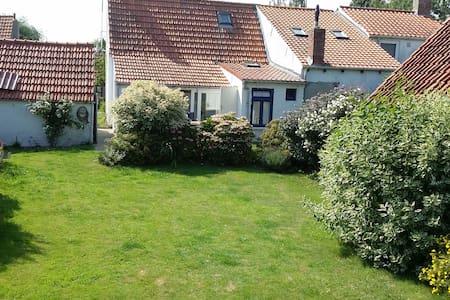 Fermette rustique dans les polders - Waterlandkerkje - House