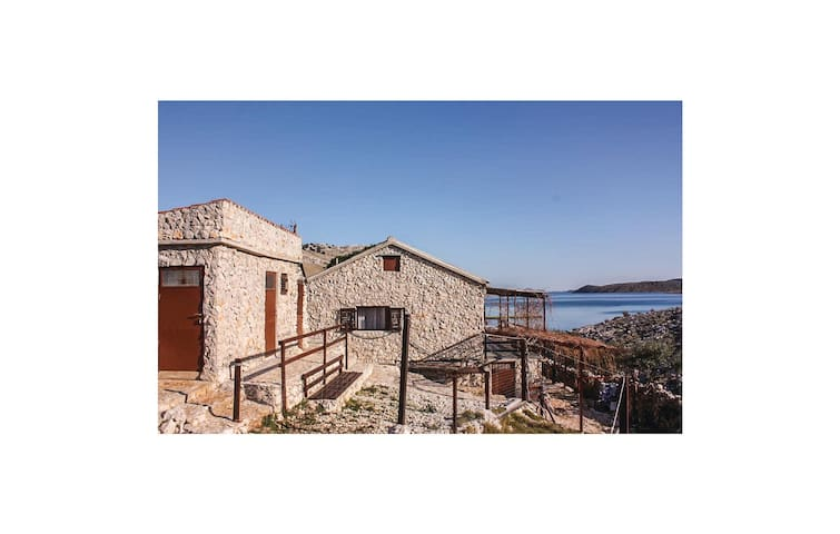 Holiday cottage with 4 bedrooms on 66m² in Kornati