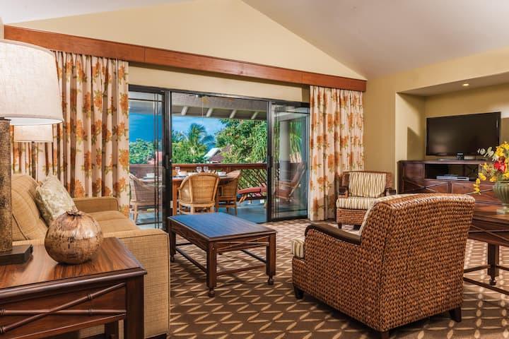 Wyndham Kona Hawaiian Resort - Two Bedroom Condo WVR