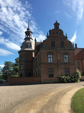 Gästlägenhet i skånskt slott - Kristianstad - Kasteel