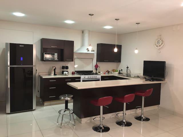 Espaciosa habitacion en la Napoles - Ciudad de México - Leilighet