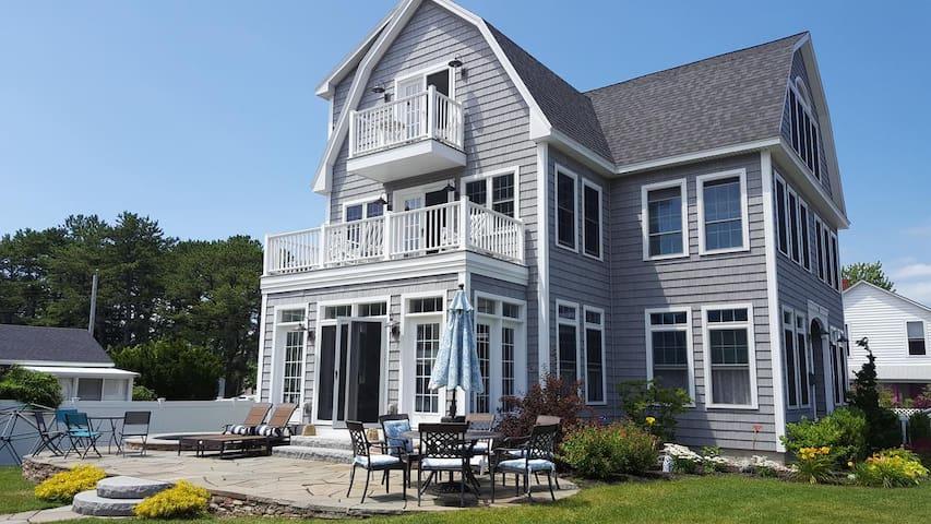 Luxury Beach House Old Orchard Beach Maine