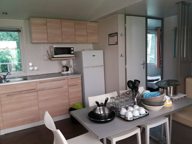 location mobil home