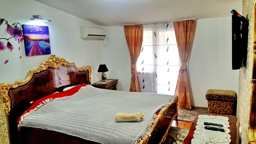 Double or Triple Room with Balcony