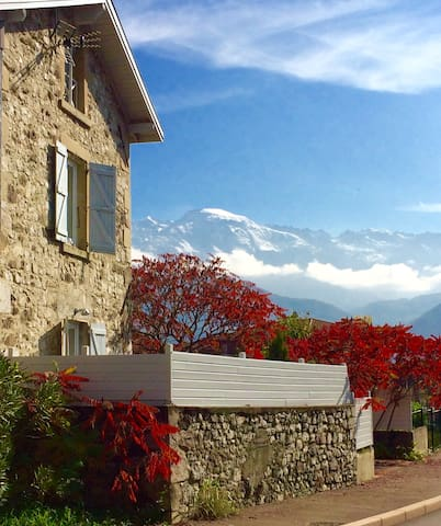 Home sweet home - Montbonnot-Saint-Martin - House