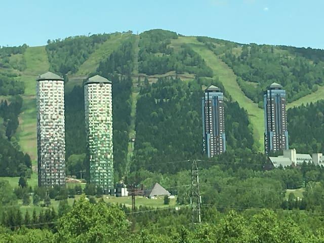 Yufutsu City