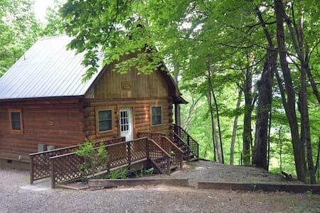 Solitude Cabin - Bryson City - Cabaña