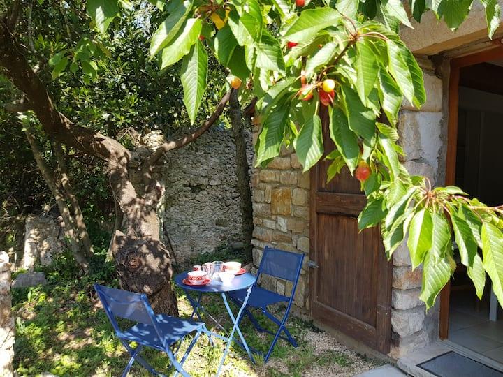 Le Pavillon, calme et tranquillité en Cévennes