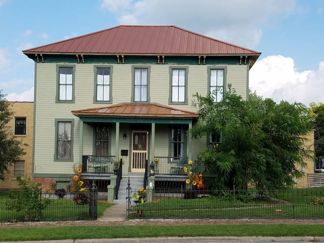 Updated historic home in a great location