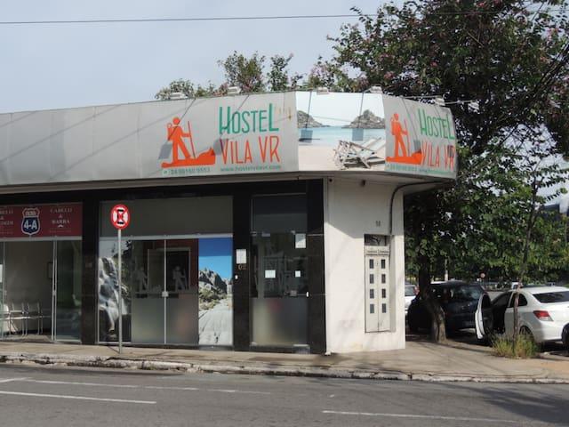 Quartos Compartilhados- Volta Redonda Hostel Vila