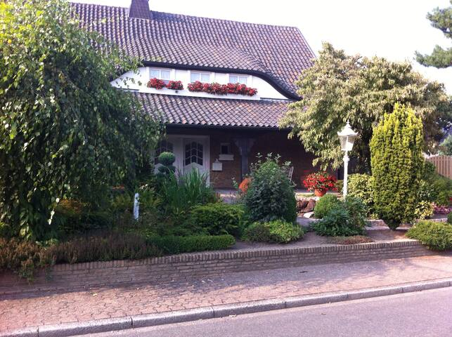 Apartment Alex - Bocholt - Vila