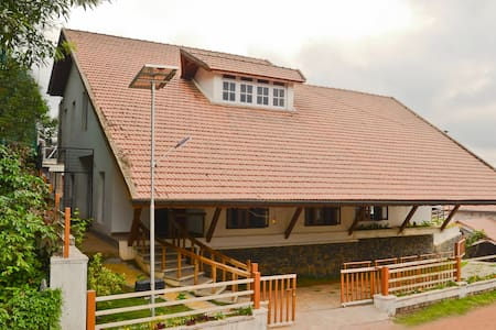 Independent Bungalow (Coffee Cottage) - Madikeri - Bungalow