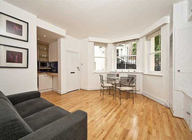 Notting Hill/Holland Park Apartment - London - Hus