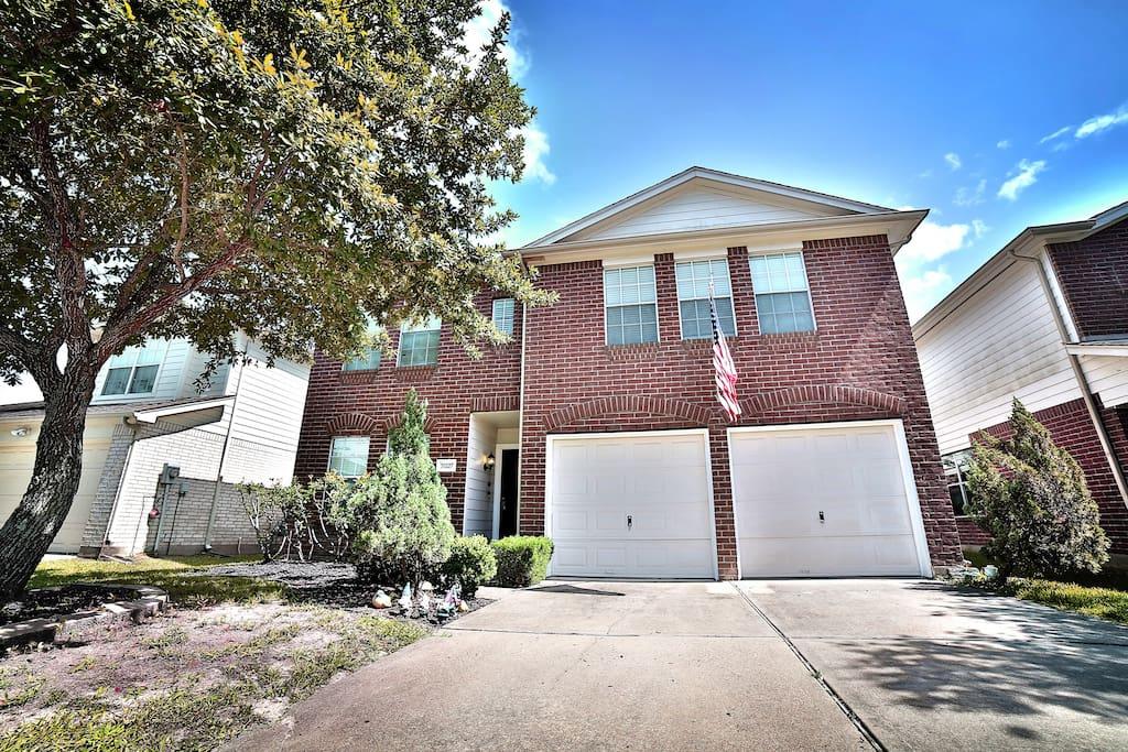 1 case in affitto a katy texas stati uniti for Costruttori di case in stile ranch in texas