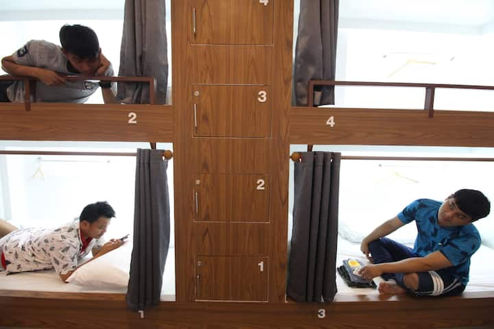 Room for 4 persons(Bunk Bed)