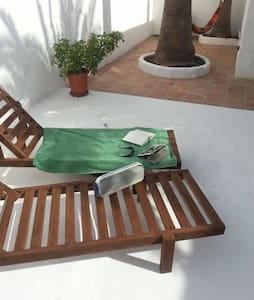 3Palm Studio with own quiet terasse - Playa Honda - Huis
