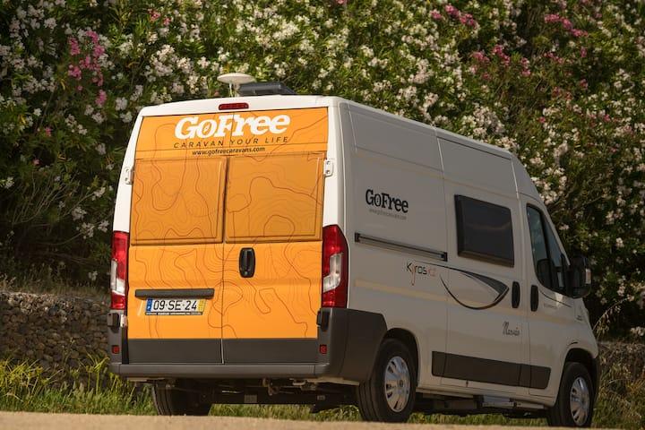 GoFree - Autocaravan - 2 pax - Santiago