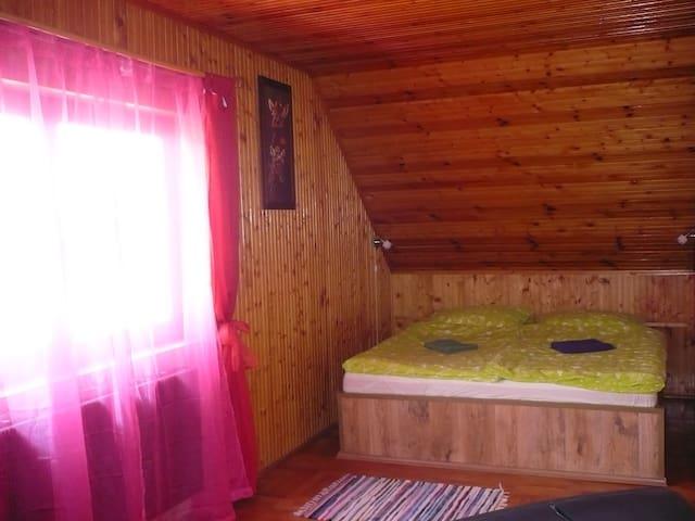 7 beds (7 férőhely) apartment in Málnás Motel