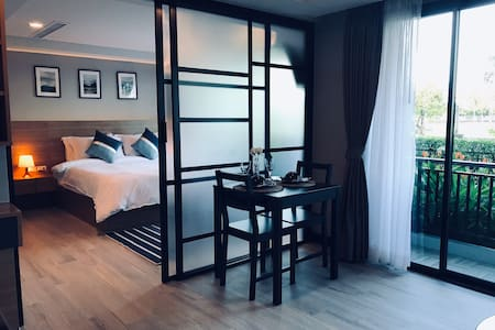 1 bed room apartment on 1st floor