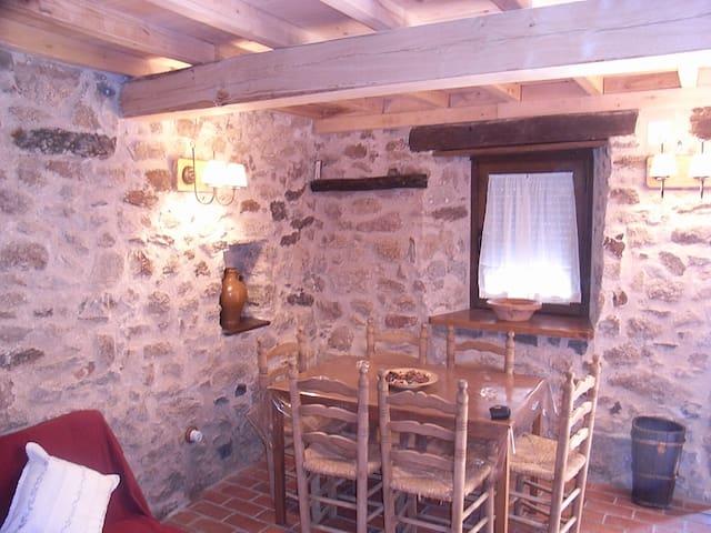 casa  en la sierra de francia,Linares,salamanca - Linares de Riofrío - Huis