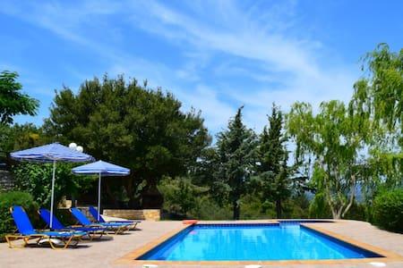 Aspalathos Villas - Villa Vaggelio - Φίλιππος - Villa