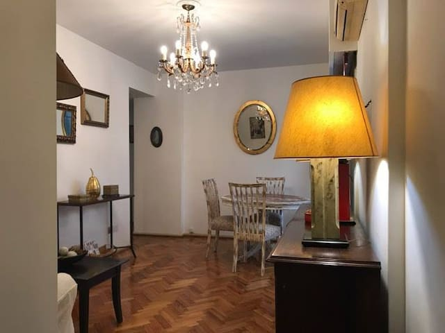 Luxury apartment in the best area of BA -20%OFF