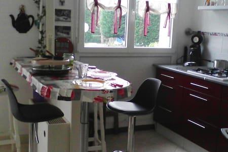Loué studio pour 2 personnes - Τρουά