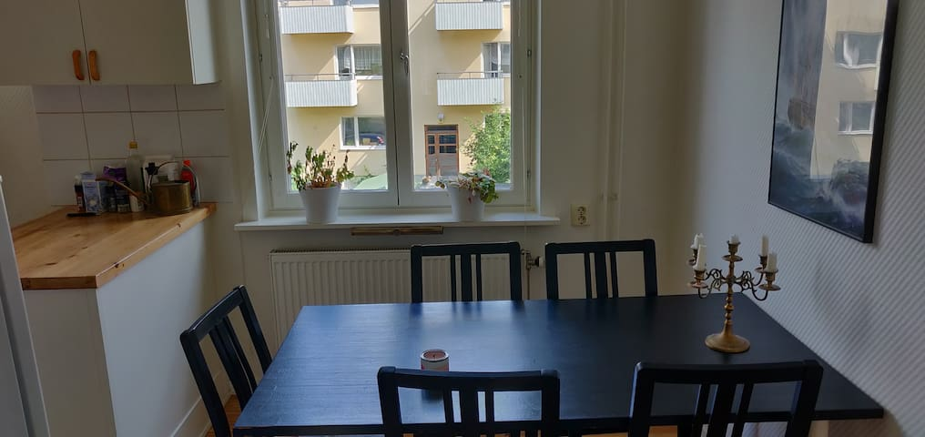 Apartment in Traneberg