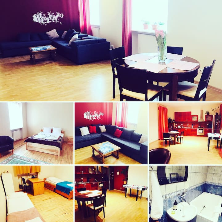 King Apartment Grand 3-room Narva
