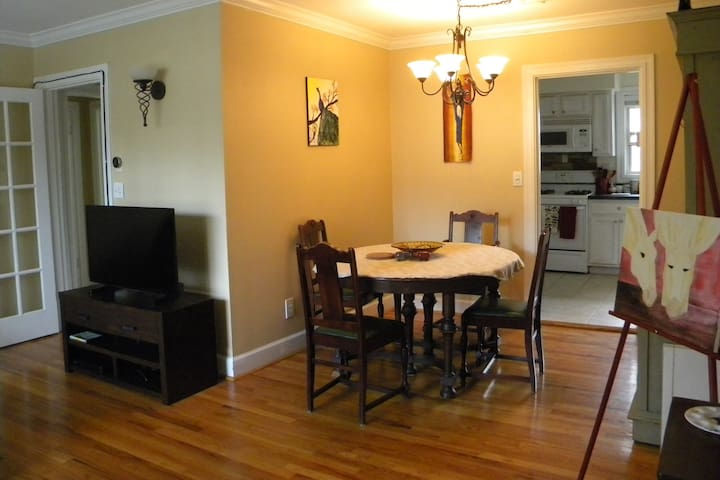 Emory Heights Apartment - Decatur - Apto. en complejo residencial