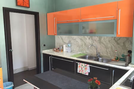 Modern FLAT in NAPOLI Best Area - Naples