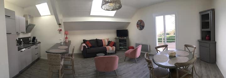 Charmant appartement à la campagne proche Annecy