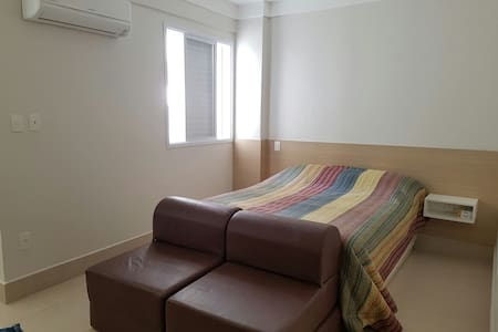 New and confortable apartment in Santos Beach - 桑托斯 - 公寓