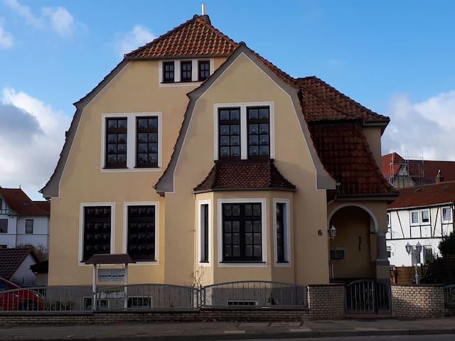 Gemütliches Zimmer in Einbeck nahe Bahnhof