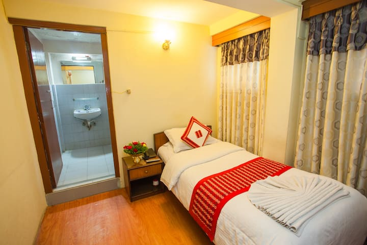 Standard Single Room - Kathmandu - Penzion (B&B)