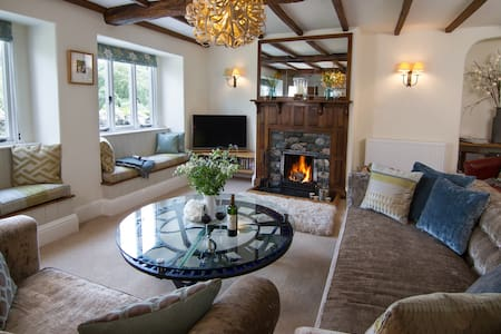 Lakeland Stone Cottage - views with luxury & cake! - Patterdale