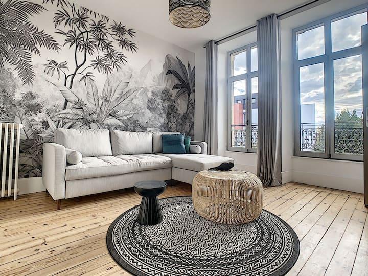Résidence L'Aristide : Appartement Naomi