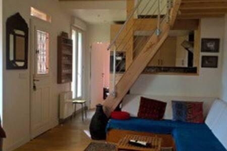 Maison avec jardinet a 30 mn du centre de Paris - Châtenay-Malabry