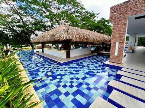 Spectacular summerhouse, to enjoy 👪