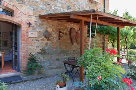 Molino di Amarrante  LE VOLTE - Montaione - Lägenhet