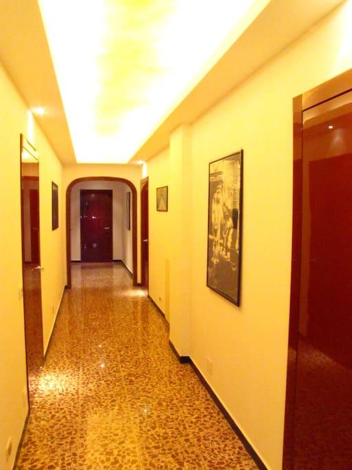 Corridoio Principale