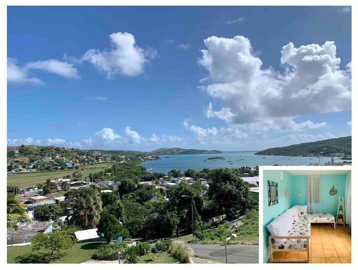 Culebra Beach House~ Relaxing View~Soothing Breeze